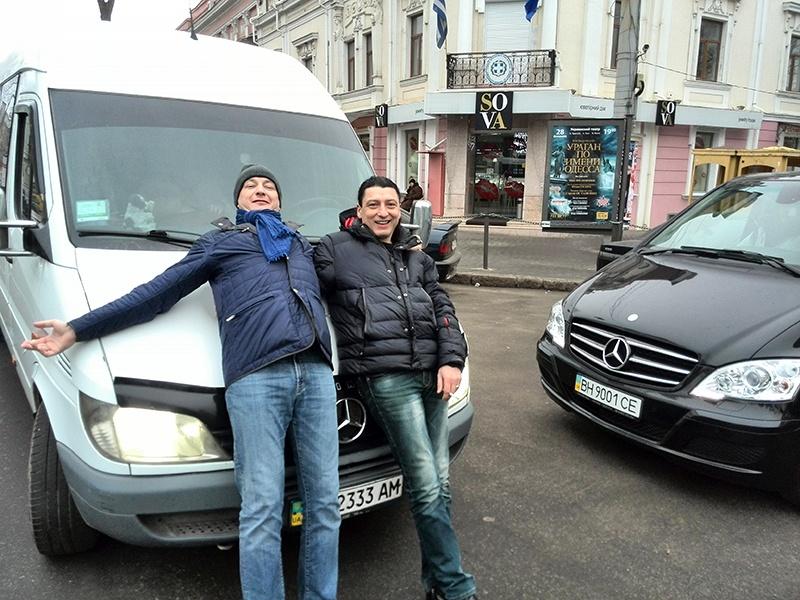 Марат Башаров | AlexCars, Одесса