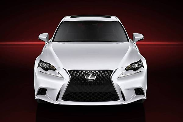 1 фото Lexus IS 2014