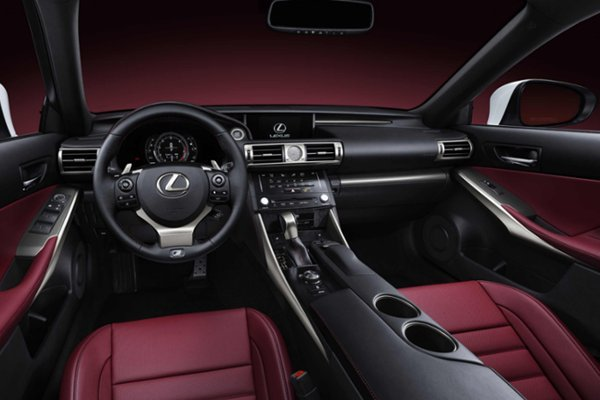 3 фото Lexus IS 2014