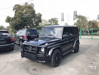 Mercedes G 5.5