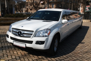 Mercedes GL limo