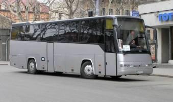 Volvo B 12600 (Серый)