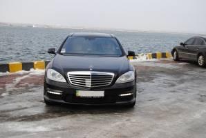 Mercedes S-класс W221